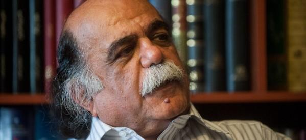 رونمایی کتاب «نارنجستان ناخودآگاهی» استاد کزازی در ارسباران