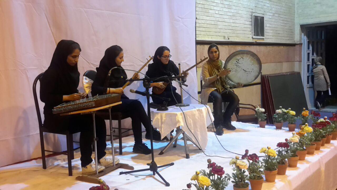 تصویری/ برگزاری جشن عید سعید غدیر در خوابگاه شهید سلامت