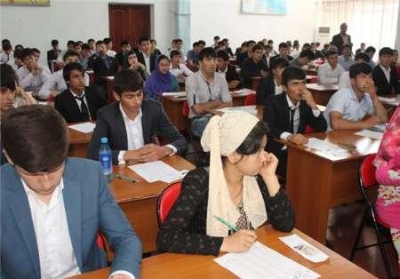 250 بورسیه برای تحصیل دانشجویان تاجیکستان در ایران