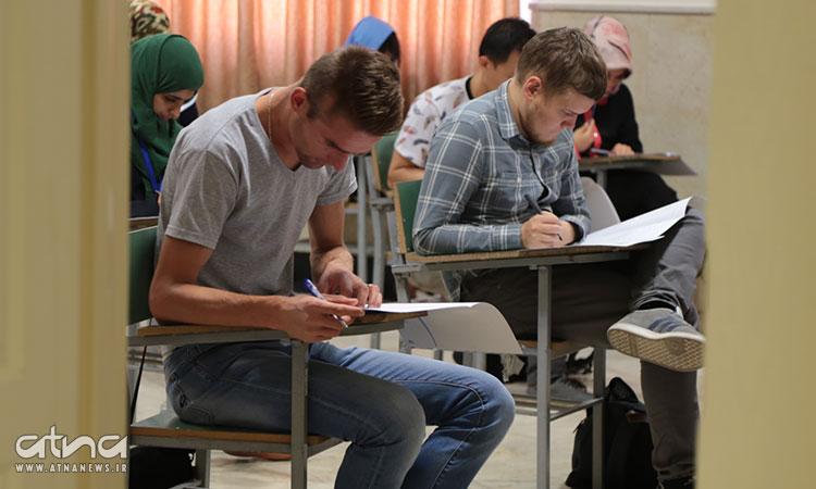 تعداد دفاتر کنسولی دانشجویان غیرایرانی افزایش یافت