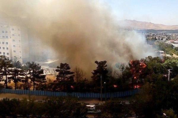 جزئیات حادثه آتش سوزی واحد تهران شمال دانشگاه آزاد
