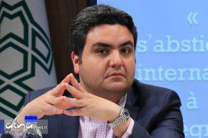 پوریا عسکری، استاد حقوق بینالملل دانشگاه علامه طباطبائی