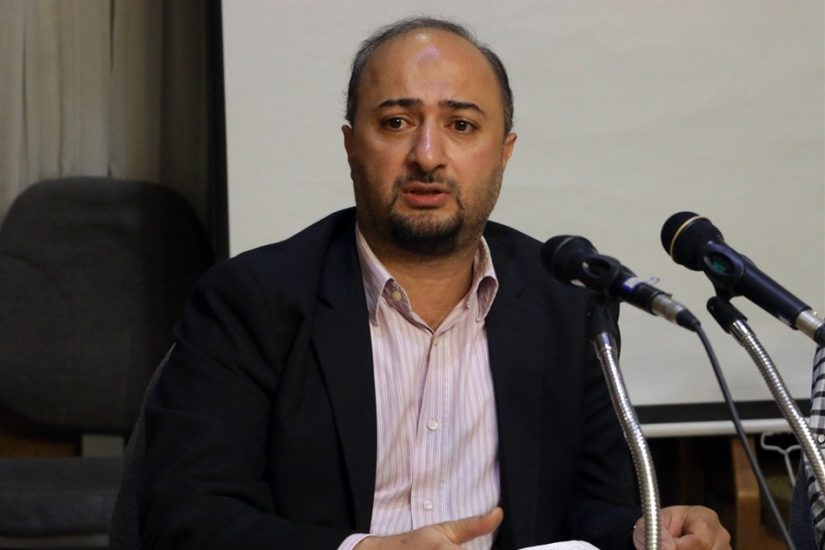 علی سرزعیم، استادیار دانشکده بیمهاکو دانشگاه علامه طباطبائی