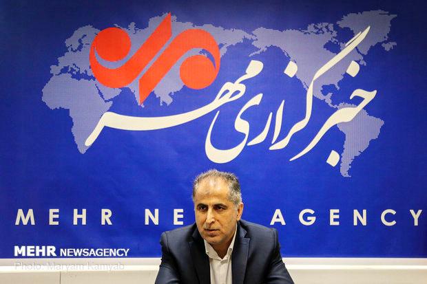 مرتضی براری، رئیس سازمان فضایی ایران
