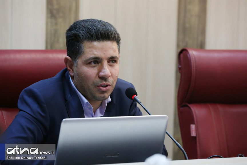 سیدرسول حسینی، مشاور رئیس مرکز ملی فضای مجازی