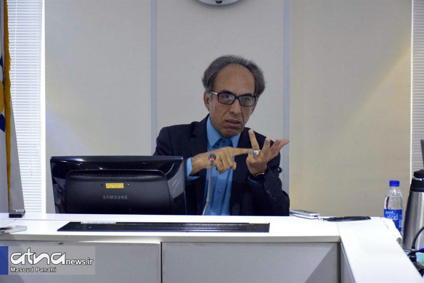 مرتضی مردیها، استاد دانشگاه علامه طباطبائی