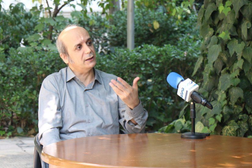 بی خانمانی دکتر عباس کاظمی