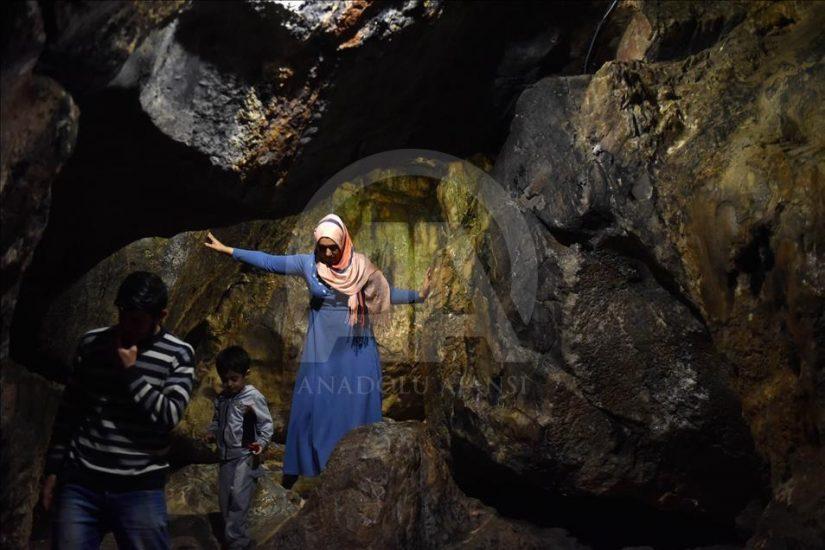 مهر آرمیدگان غار اصحاب کهف